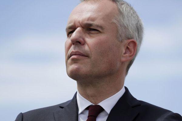 François de Rugy, le ministre de la Transition écologique.