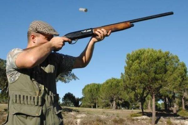 Ouverture de la chasse (Illustration)