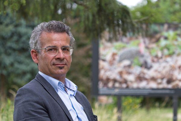 """Pour Emmanuel Denis, """"les initiatives écologiques doivent venir des territoires. Nous devons être des labos à idées."""""""