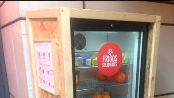 L'intérieur du frigo au 1er février, 15h30.