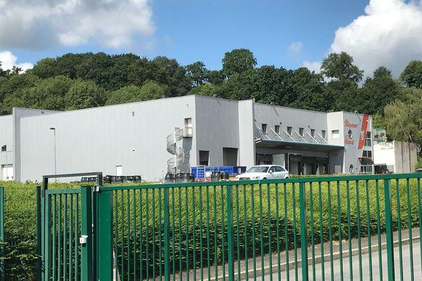 L'abattoir de Holvia Porc emploie en tout 230 personnes sur son site de Laval