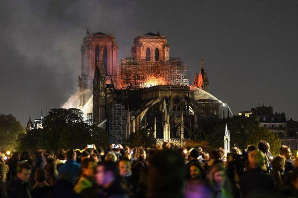 Notre-Dame de Paris a été ravagée par un incendie le lundi 15 avril.