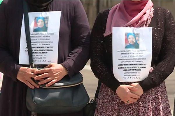 L'Auxerroise Yamina Youssfi, 42 ans, a disparu depuis vendredi 17 février 2017. Un appel à témoins a été relancé par la famille.