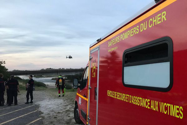 L'enfant de neuf ans tombé dans la Loire au niveau de Saint-Satur est toujours recherché