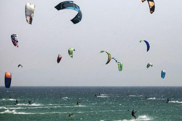 Kite surf / illustration