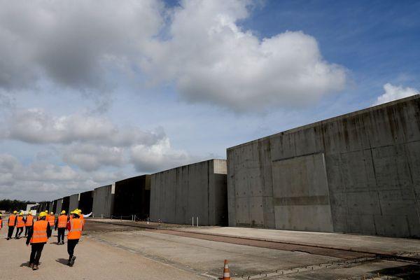 Le centre de stockage de déchets radioactifs a été implanté à Soulaines-Dhuys en 1992, entre l'Aube et la Haute-Marne.
