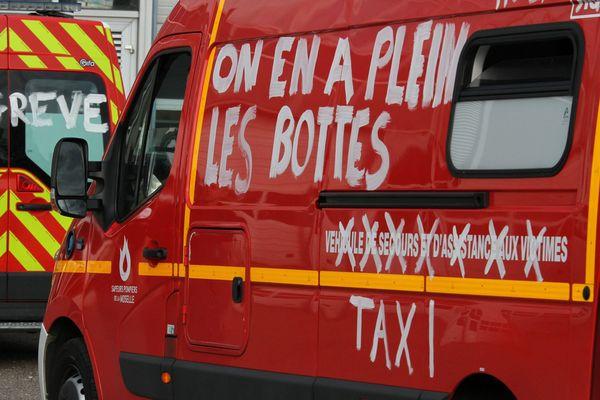 La grève nationale des services de secours a mobilisé sept syndicats, représentant 85% des pompiers professionnels.