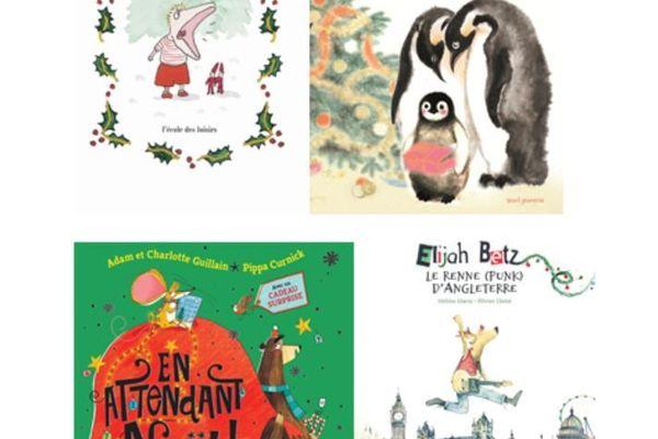 4 livres de Noël 2020