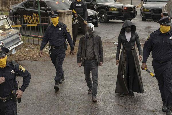 Watchmen, sur HBO