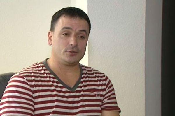 Olivier Passet, gérant de la Narbonnaise des viandes, affirme n'avoir rien à voir avec le trafic de viande de cheval