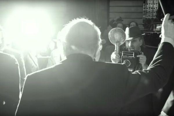 """""""Les heures sombres"""" de Joe Wright, à la 31e Quinzaine du film britannique de Bastia."""