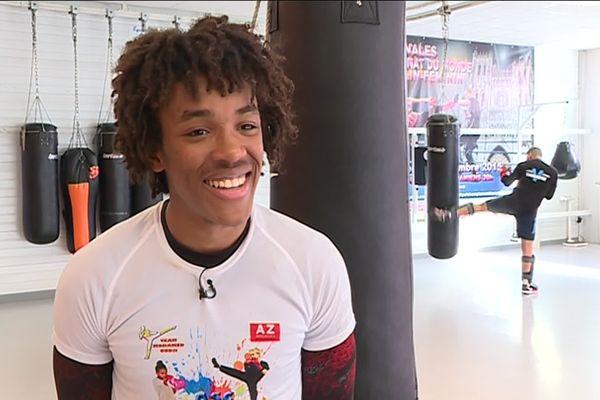Théone Adenet Louvet avait à cœur de se racheter après sa défaite en finale des championnats de France à Marseille.
