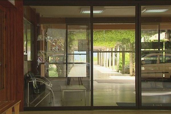 ILLUSTRATION - L'hôpital de Castelluccio à Ajaccio.