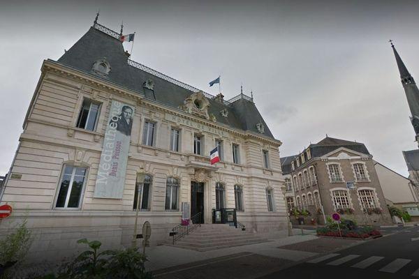 Mairie de Pithiviers dans le Loiret