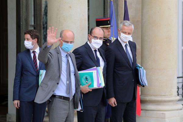 """Jean Castex avait présenté le plan """"France Relance"""" de 100 Milliards d'Euros le 3 septembre. 90 M€ vont soutenir les commandes publiques en Occitanie."""