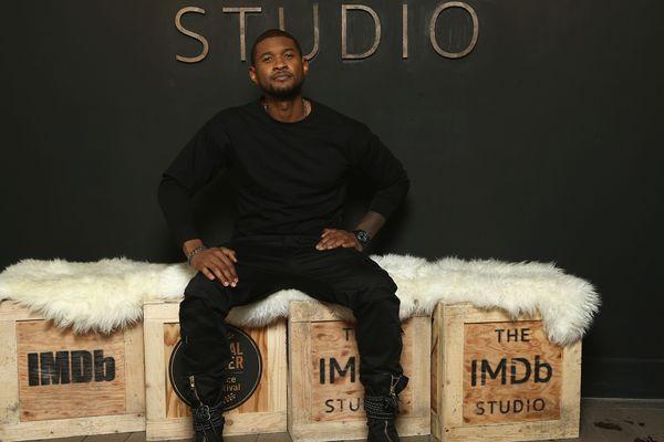 Usher séduit par la marque auvergnate de vêtements Picture Organic Clothing.
