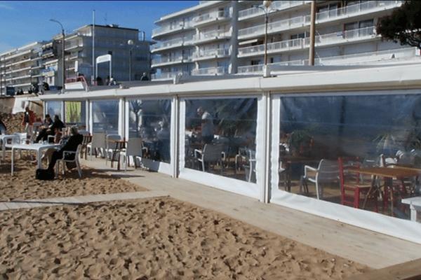 Les restaurateurs de plage à La Baule continuent de se battre