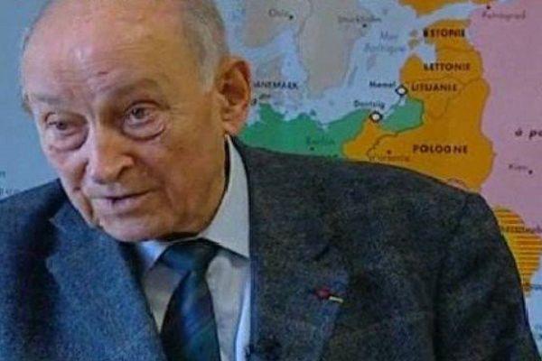Roger Gouffault, résistant corrézien et rescapé du camp de Mauthausen