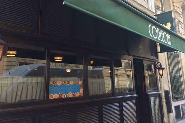 Le restaurant Corleone a ouvert en janvier 2019.