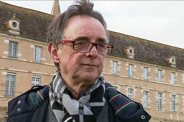 Guy Gévaudan au Fest'hiver à Montmorillon en février 2019