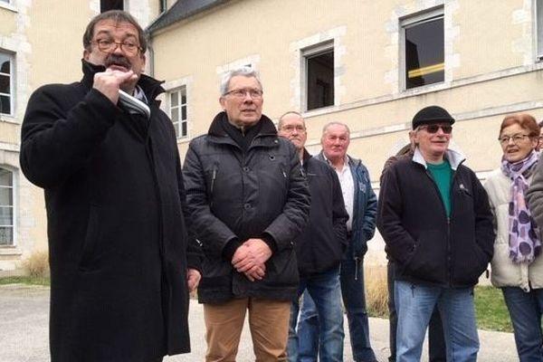 Plus d'une centaine de membres de l'Adus étaient présentes au procès qui se tenait devant le tribunal d'instance de Montargis.