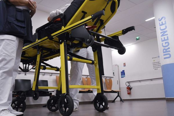 service des urgences de l'hôpital Purpan