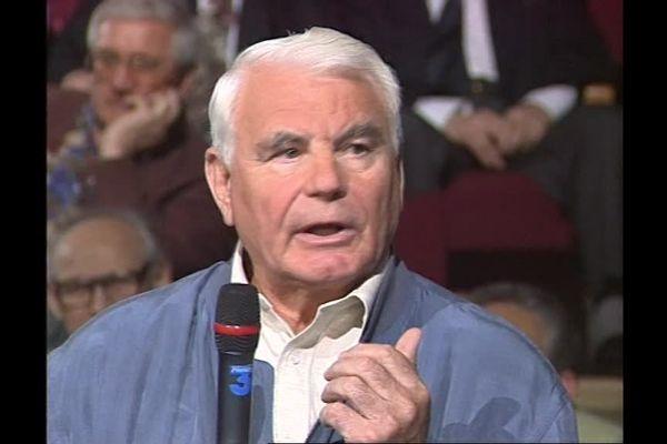 Edmond Haan, interviewé dans l'émission Tempo en 1995.