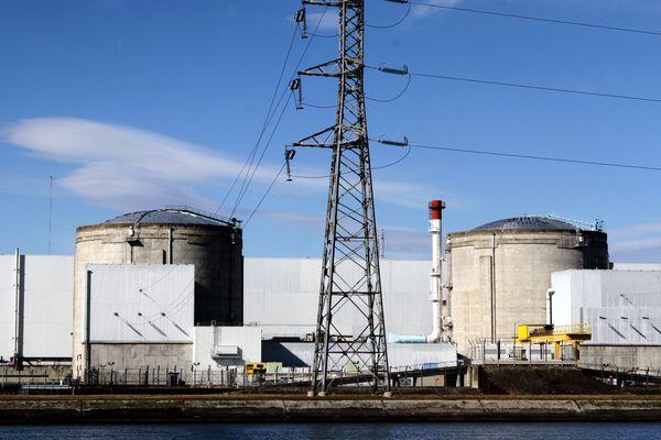 Illustration : la centrale de Fessenheim le 28 février 2014.