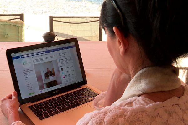 Confinement et coronavirus : cette femme suit les activités de sa mère, placée dans un EHPAD de la Seyne-sur-Mer, grâce à Facebook