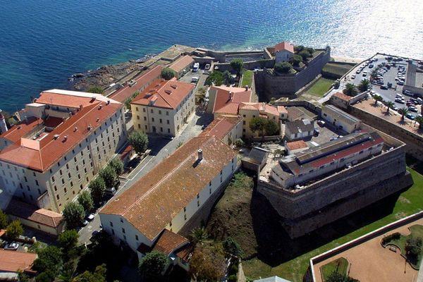La citadelle Miollis bientôt versée au patrimoine de la Ville d'Ajaccio