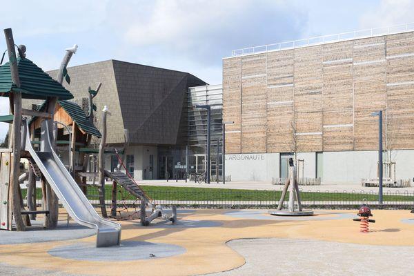 L'Argonaute, complexe sportif et culturel inauguré en 2017.