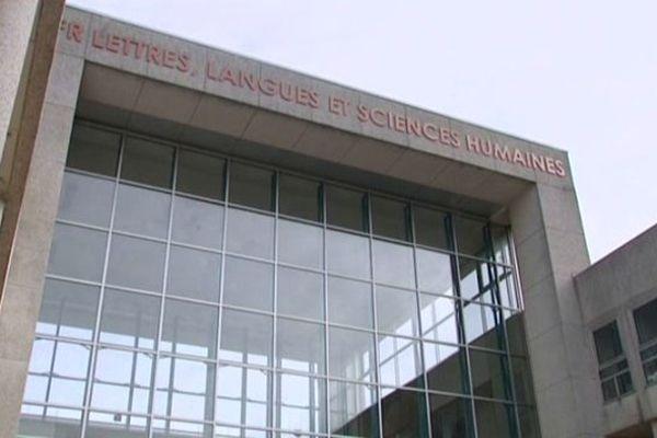 Université d'Orléans.