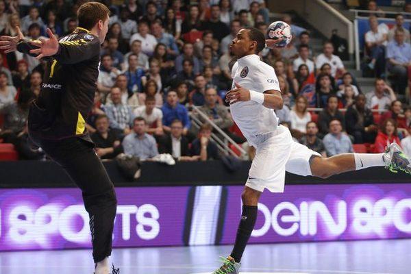 La déception des Nantais face au PSG en coupe de France de Handball.