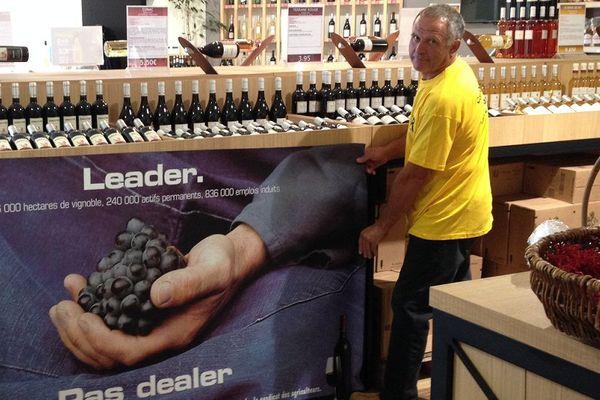 A Labastide de Lévis, les viticulteurs en colère s'organisent