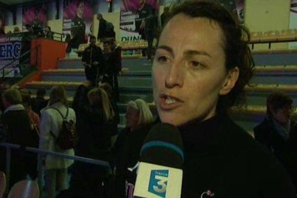 Marion Callavé (Fleury Loiret Handball), en partance pour Nantes ?