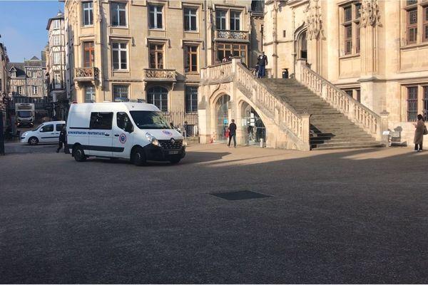 L'incendiaire présumée de Brionne jugée devant la cour d'appel de Rouen