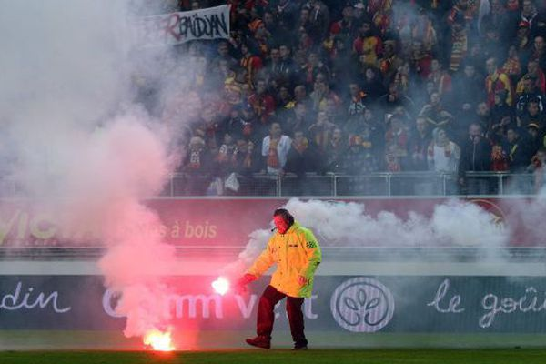 Le 29 novembre 2014, Lens l'avait emporté sur sa pelouse au match aller en battant le FC Metz 2 buts à zéro.