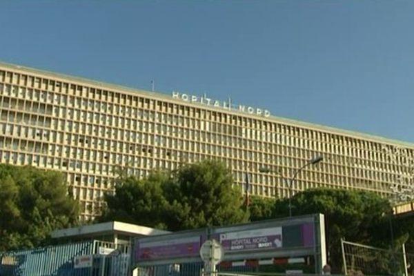 L'hôpital Nord à Marseille