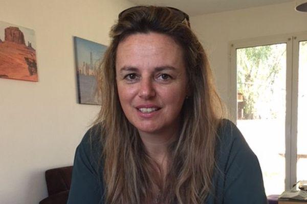 Marine Martin, présidente de l'association d'aide aux parents d'enfants souffrant du syndrome de l'anti-convulsivant Dépakine - 15 mars 2017