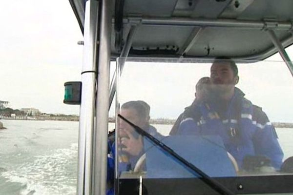 Au Grau-du-Roi, les gendarmes ont 5 jours pour se former à la navigation fluviale et côtière
