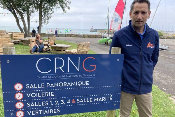 Bien qu'en extérieur, le Centre régional de nautisme de Granville est concerné par les nouvelles annonces.