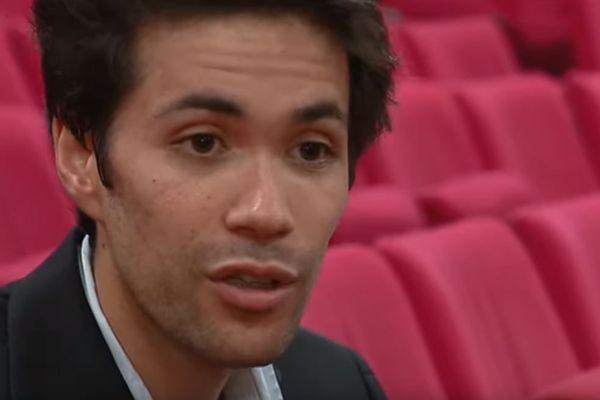 Léo Margue, 29 ans, est l'un des candidats du Concours international de jeunes chefs d'orchestre de Besançon 2019.