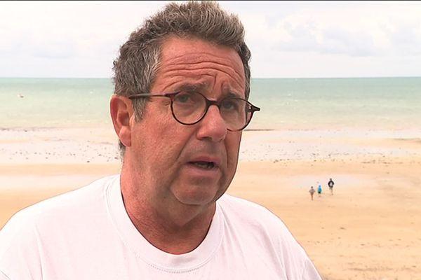 """Naufrage mortel d'Agon Coutainville : """"ça a été d'une rapidité incroyable"""" explique l'homme qui a prévenu les secours"""