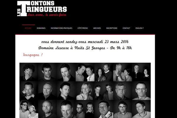 Les Tontons trinqueurs organisent mercredi 23 mars une dégustation à Nuits Saint-Georges en marge des Grands jours de Bourgogne.
