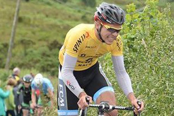 Marin Joublot-Ferré lors du Junior Tour of Ireland 2015