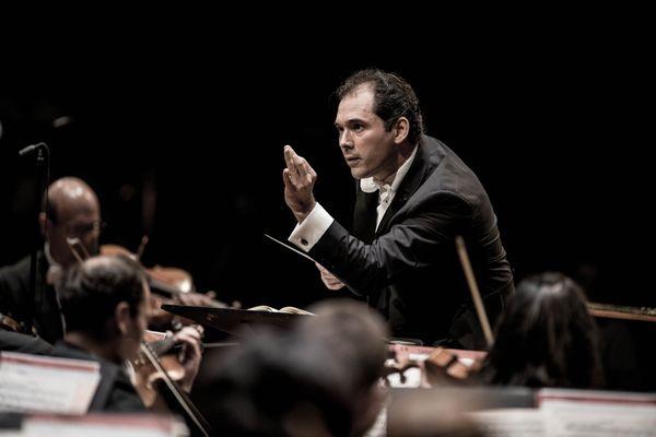 Tugan Sokhiev, chef d'orchestre et directeur artistique du festival Franco-russes 2021