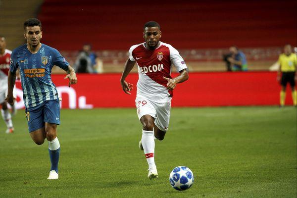 L'attaquant de l'AS Monaco Samuel Grandsir rejoindra le RCSA la semaine prochaine.