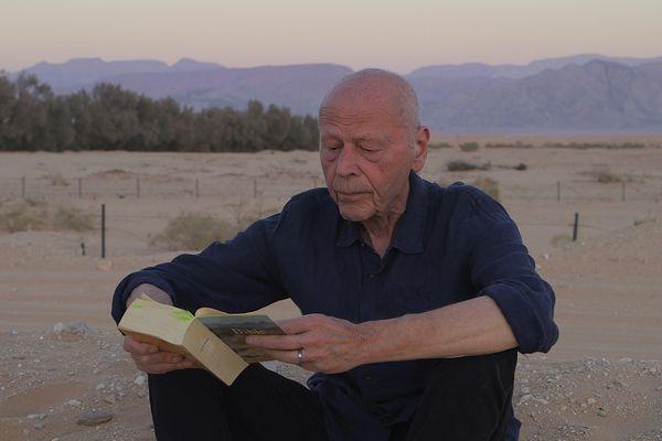 Conversation avec Pierre Michon, un film de Sylvie Blum