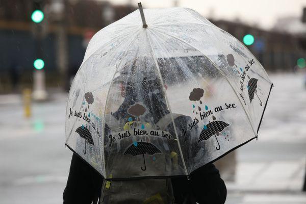 D'importants cumuls de pluie sont tombés en juillet 2021 dans les Alpes du nord. (Illustration)