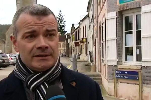 Claude Thion, élu FN aux élections départementales 2015 (archives - 30 mars 2015)